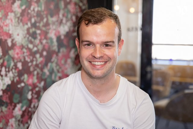Rencontrez Melvin, Manager Chef de Projet - Inbound Value