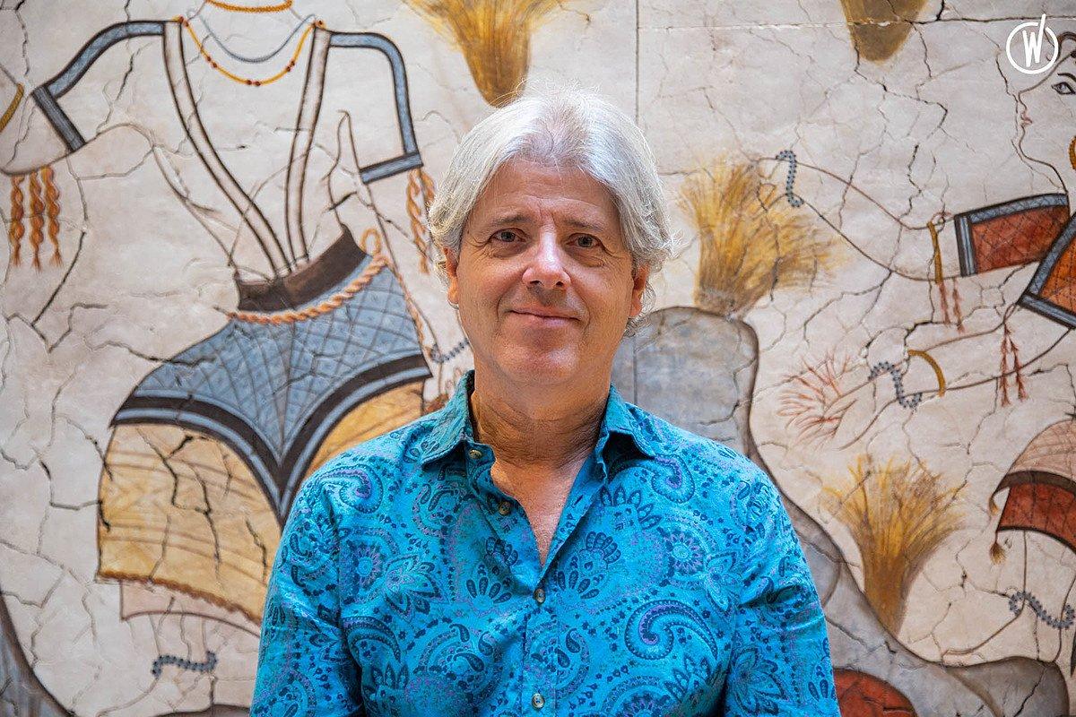 Rencontrez Franck, chirurgien dentiste co fondateur du cabinet zen - Cabinet Zen