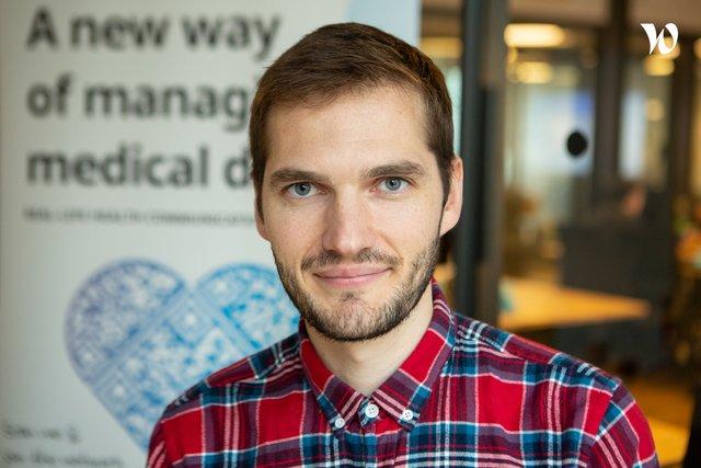 Meet Matthieu, Lead FrontDev - ReLyfe Group
