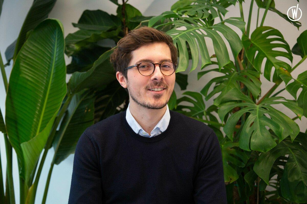 Rencontrez Alexandre, Strategy Director - Labelium Group