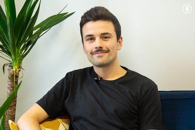Rencontrez Grégoire, Product Owner - EPSOR