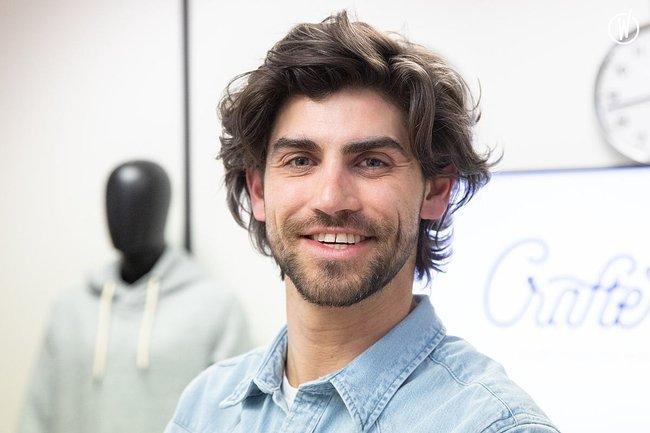 Rencontrez Bertrand, CEO - Crafters