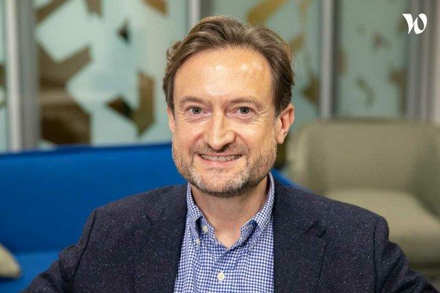 Rencontrez Jérôme, Directeur du projet VISIBY -  Ministère de l'Economie, des Finances et de la Relance