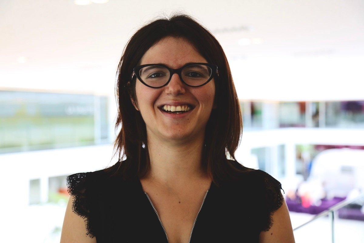 Rencontrez Coralie, Conseillère Clientèle - Oney