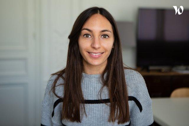 Rencontrez Alice, Chef de projet communication digitale - Aravati