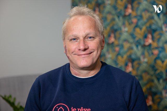 Rencontrez Eric, co fondateur - Je Rêve d'une Maison