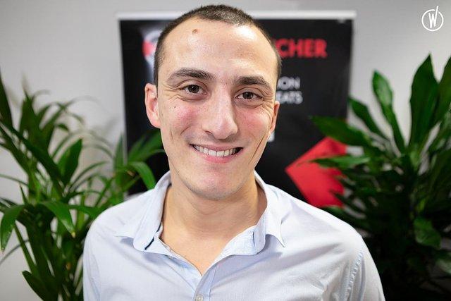 Rencontrez Alexandre, Expert sécurité et développeur - Gatewatcher