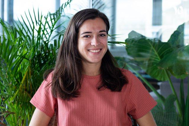 Rencontrez Fanny, Cheffe de projet technique - Auum