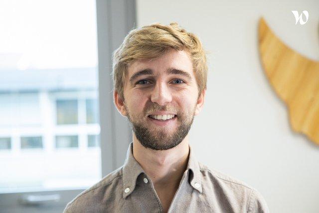 Rencontrez Tom, Responsable de l'expérience client - Hardloop