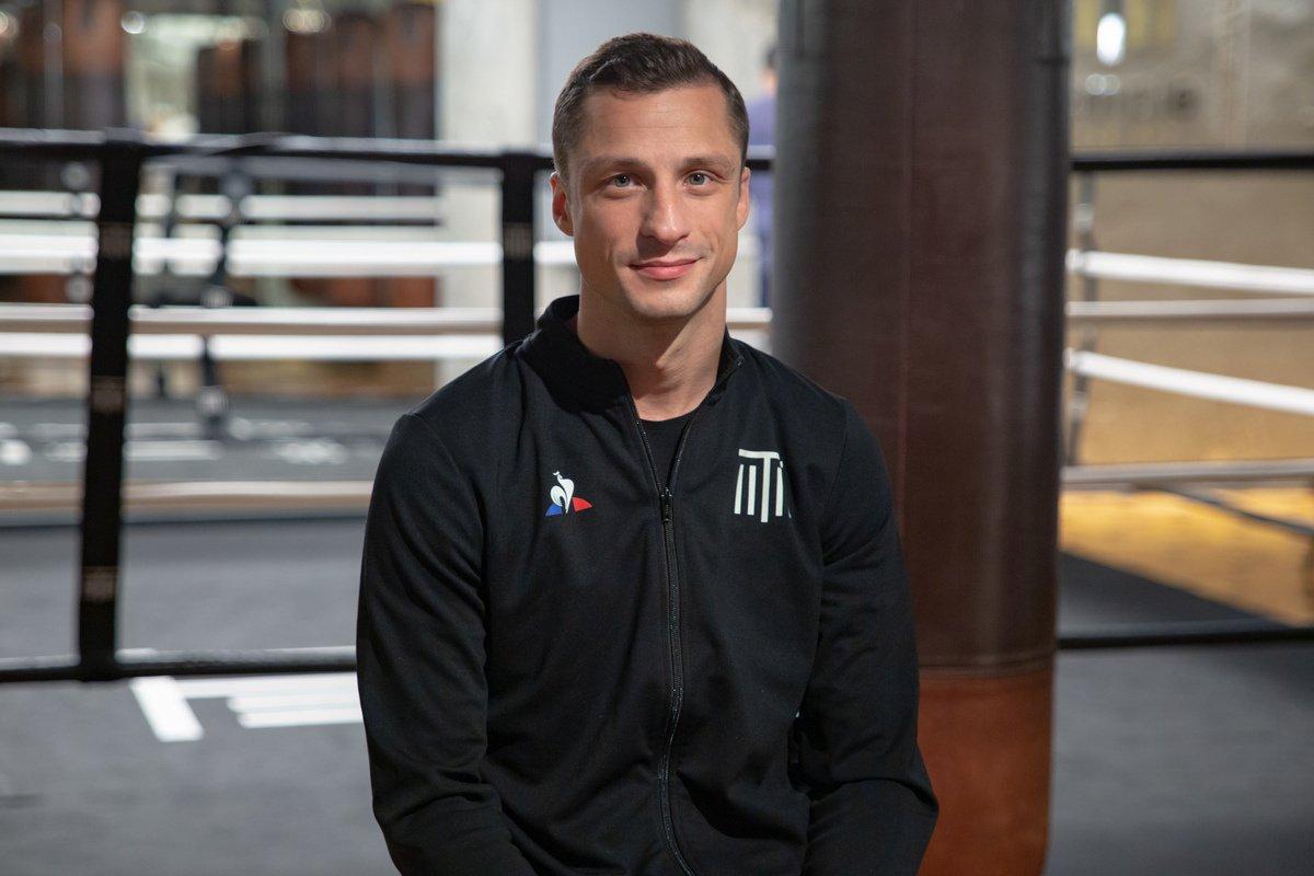 Rencontrez Jérémy, Directeur Sportif - Temple | Noble Art
