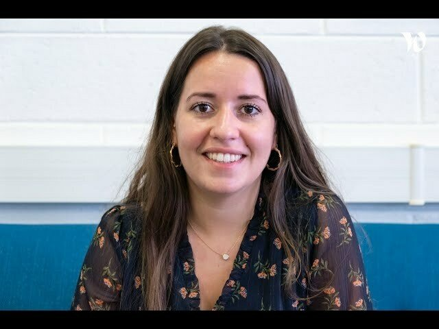 Rencontrez Chloé, Chef de projet - Digital Prod