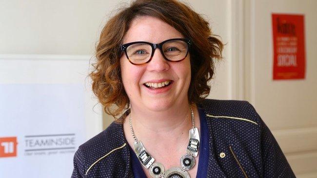 Rencontrez Cécile, Directrice des Opérations - Teaminside - Teaminside Group