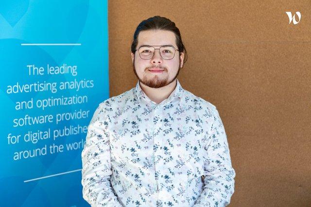 Rencontrez Guillaume, Product Manager - Adomik