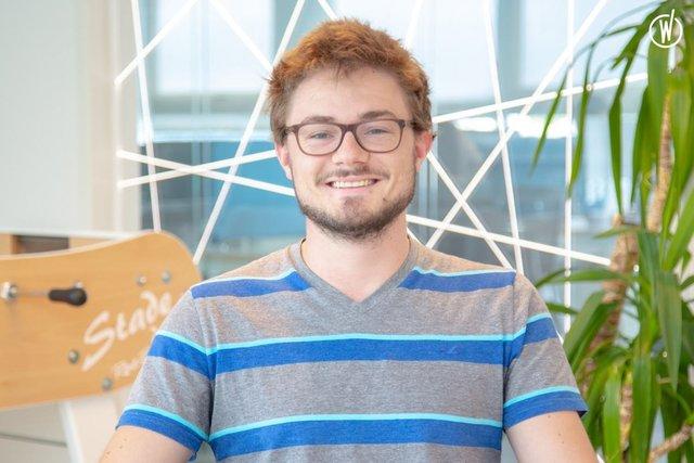 Meet Erwan, Software engineer - SBG Systems
