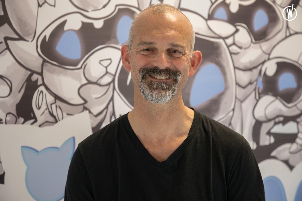 Rencontrez Pierre-Yves, CTO - Mainbot