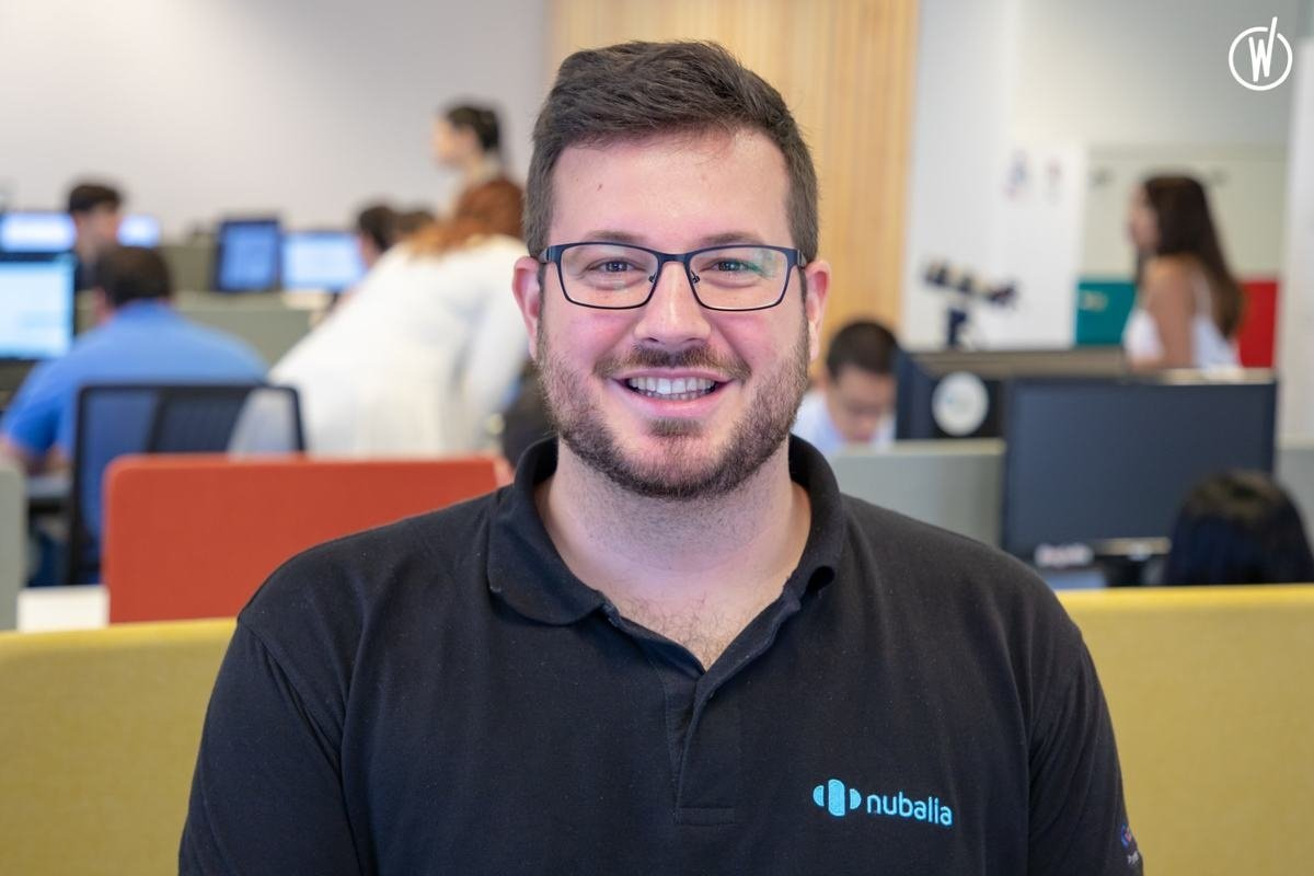 Conoce a Lorenzo, Consulting Manager - Nubalia part of Devoteam