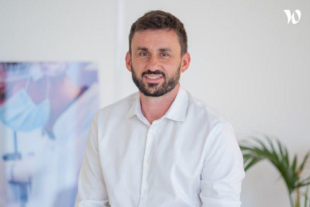 Rencontrez Yann, Co-Founder - SynapCell