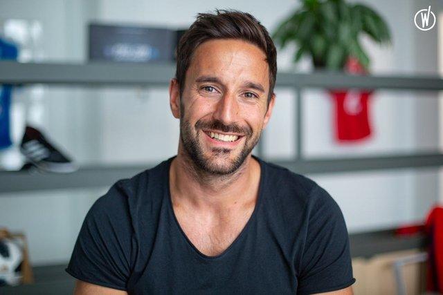 Rencontrez Aurélien, Directeur de la régie - Adversport