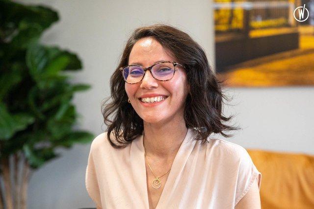 Rencontrez Mouna, Chef de projet - NOVEANE