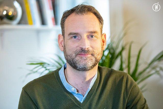 Rencontrez François Xavier, CEO & Co-Founder - Easyblue