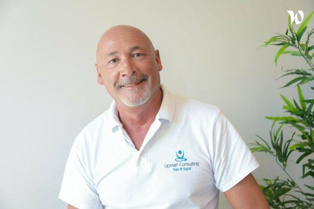 Rencontrez Vincent, CEO & Founder  - UpMan Consulting