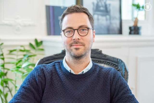 Rencontrez Renaud, Directeur Conseil - Dagobert