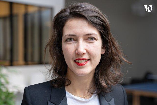 Rencontrez Daiana, Directrice de la communication et de la marque - CAMPINGS.COM