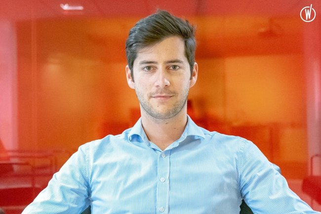 Rencontrez Thibaut, Manager - Argon & Co