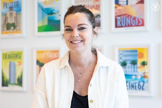 Rencontrez Anne, Directrice de Création - Extreme