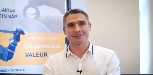 Rencontrez Christophe, Directeur Général - neosight