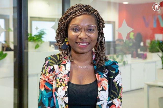 Meet Stécie, Business Development Manager - Viva Technology