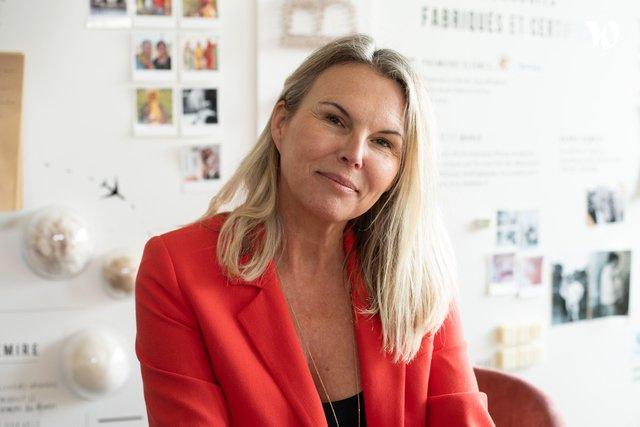 Rencontrez Nathalie, Cofondatrice - GOOD FABRIC