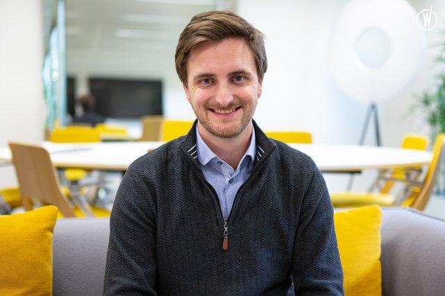 Rencontrez Hugo, Ingenieur data sur Google Cloud Platform - Sopra Steria