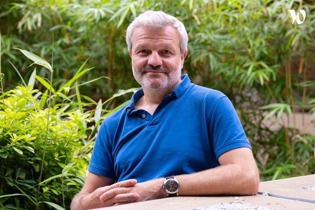 Rencontrez Laurent, Co-fondateur et CEO - Front-Commerce