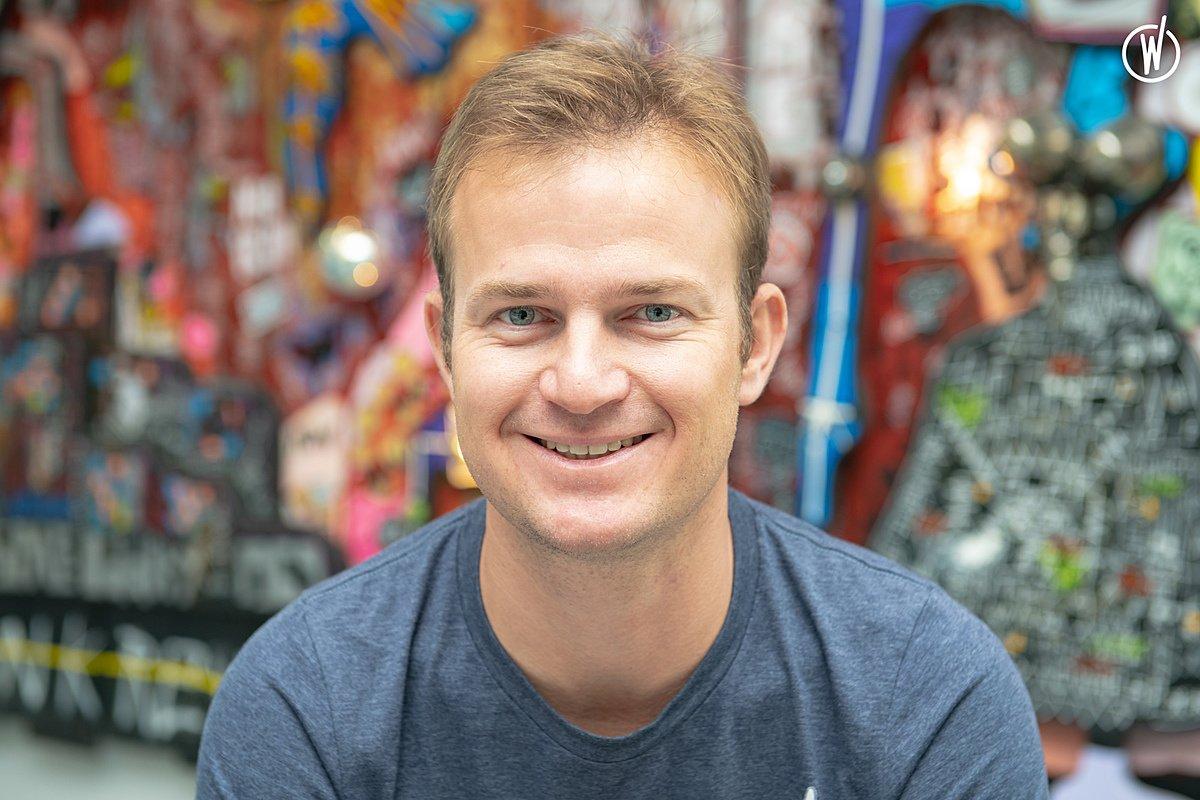 Rencontrez Romain, Ingénieur Data Analyst - Notilo Plus