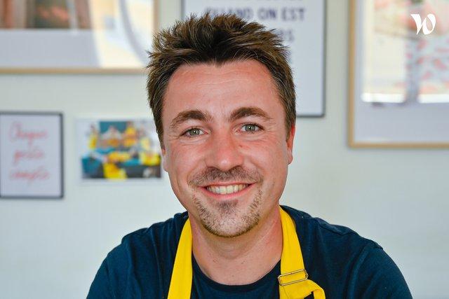 Rencontrez Samuel, Fondateur, CEO, patron de la ruche - Anotherway