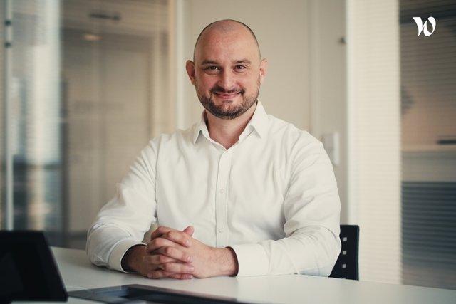 Sebastian Manek, Project Manager - Raiffeisenbank