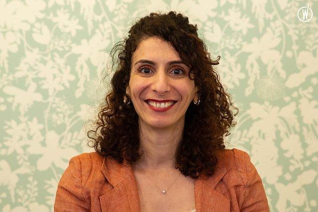 Rencontrez Saphia Larabi, Directrice de la banche études, Observatoire Spinoza - Fabrique Spinoza