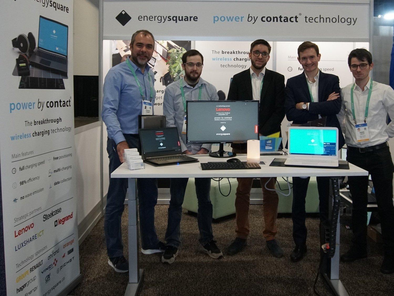 EnergySquare : 3 millions d'euros pour sa technologie de charge