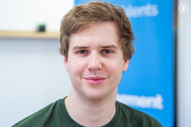 Rencontrez Tanguy, Data Scientist - 365Talents