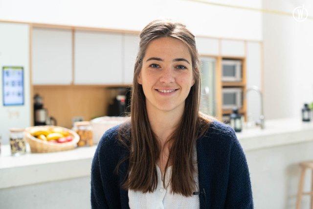 Rencontrez Julie, Responsable offre Alimentaire - Foodles