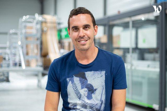Rencontrez Aldric, CEO - UTOPYA