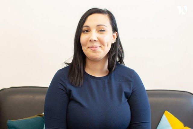 Rencontrez Meriem, IT Support Manager - OTO Technology