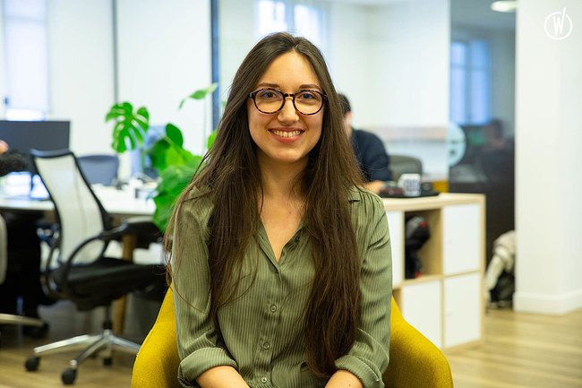 Rencontrez Léa, Software engineer - Alma