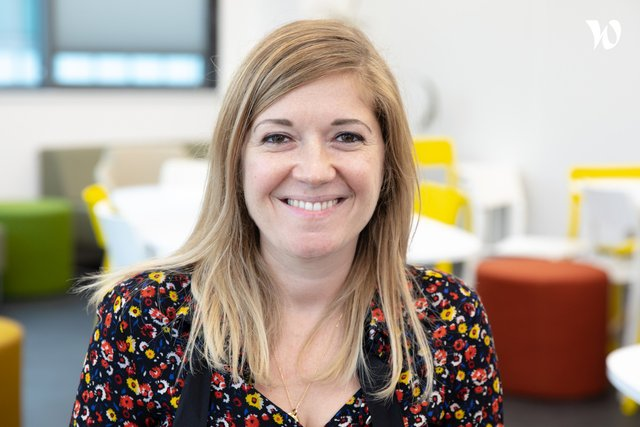 Rencontrez Johanna, Directrice des Ressources Humaines - Viveris