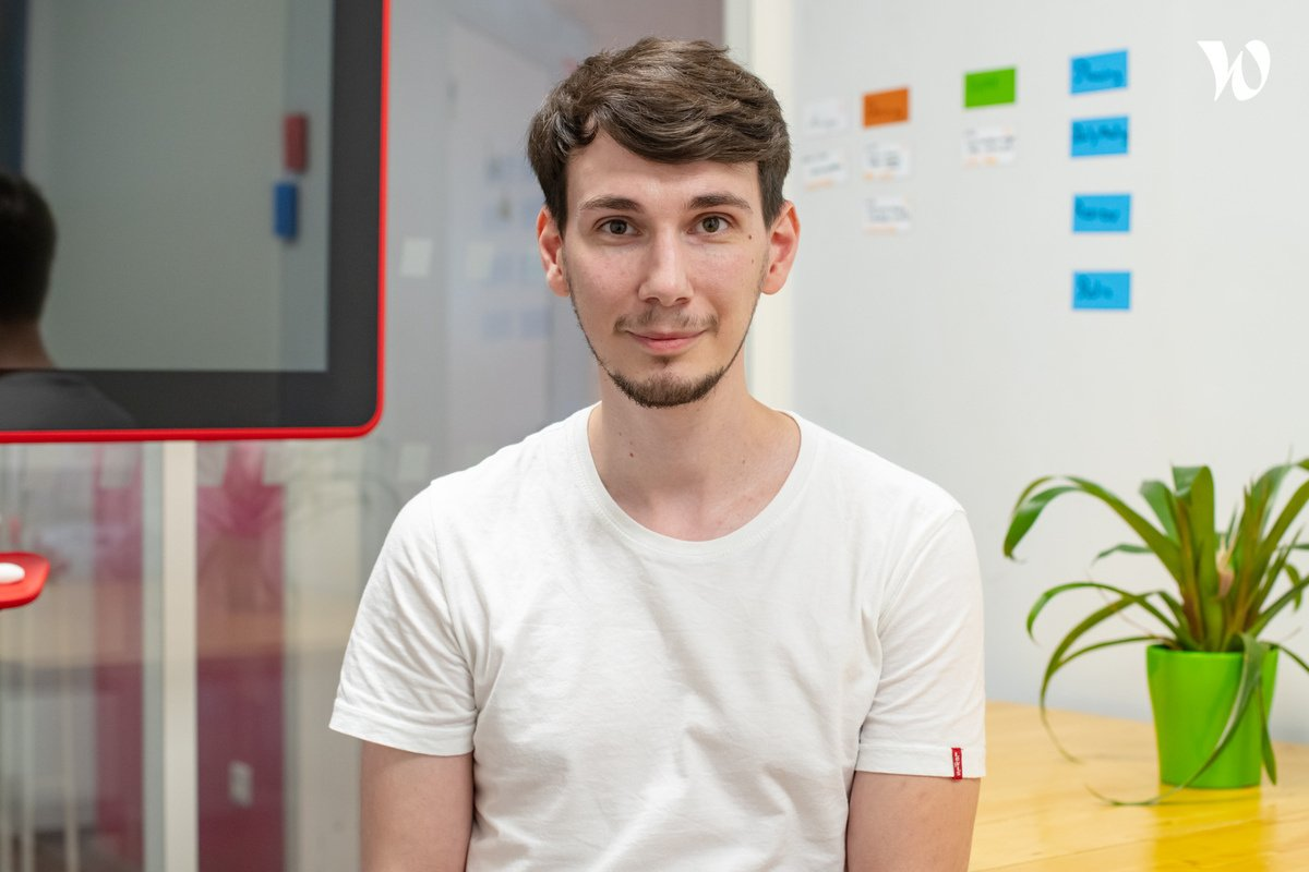 Rencontrez Baptiste, Développeur Full Stack - Norauto Digital