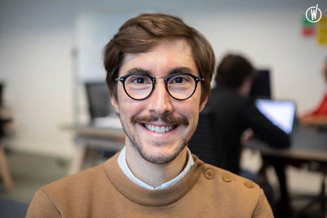 Rencontrez Florent, Chief Customer Success Officer - ShareGroop