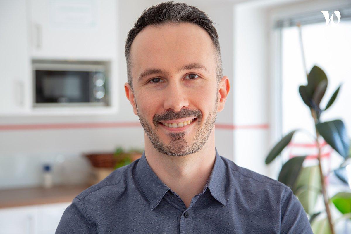 Meet Olivier, Engineering Director - TheFork