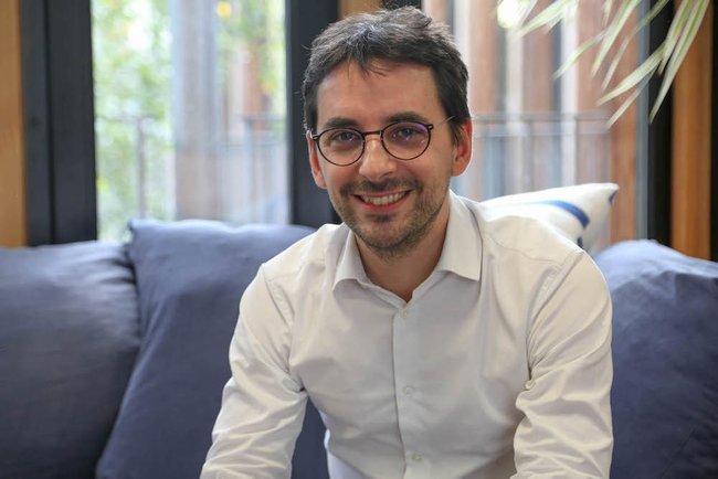 Rencontrez Nicolas, CTO - D-AIM