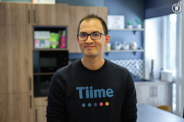 Rencontrez Rémi, Data Analyst, et Product Owner - Tiime